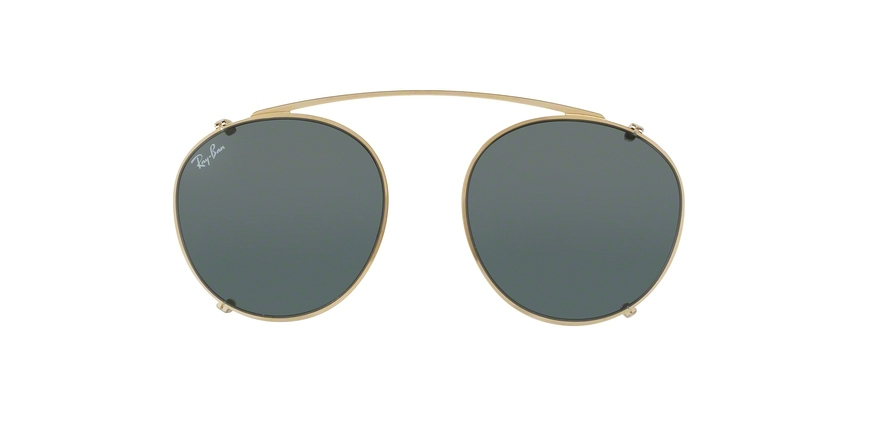 Ray-Ban 0RX 2180C Clip-On