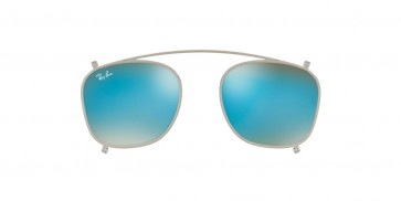 2502B7 (gunmetal frame/blue mirror gradient lens)