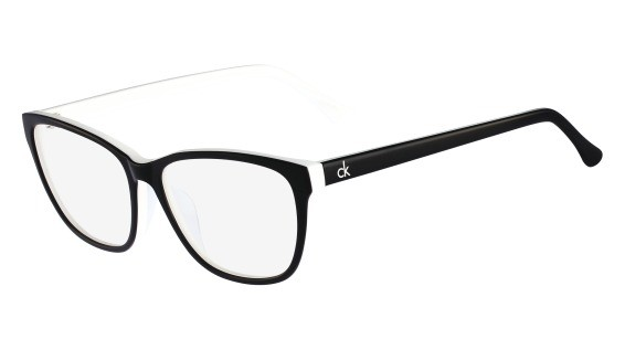 Glasses Frame Black And White : CK Calvin Klein ck5822 Glasses at Posh Eyes