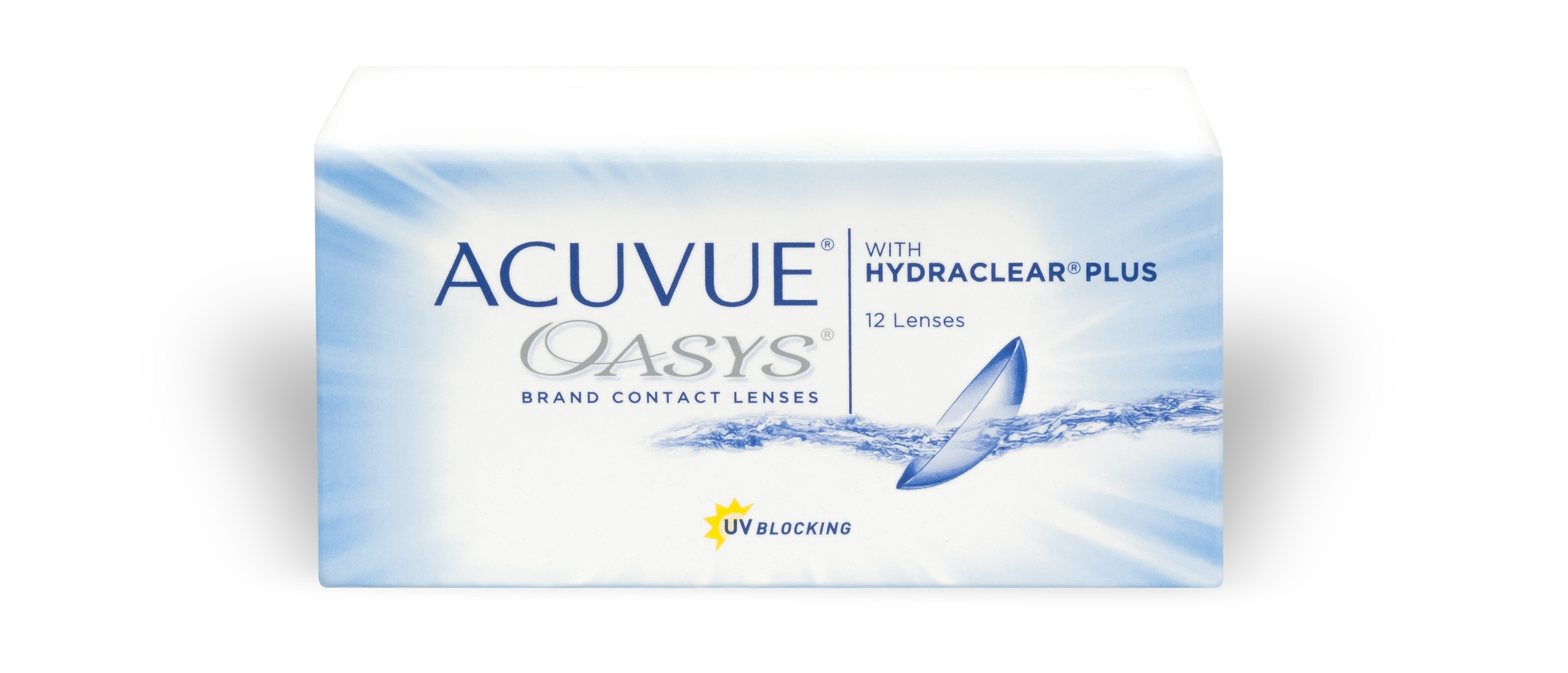 Acuvue Oasys Contact Lenses 6 Pack From Posh Eyes