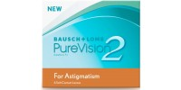 Purevision 2HD for Astigmatism - 6 pack