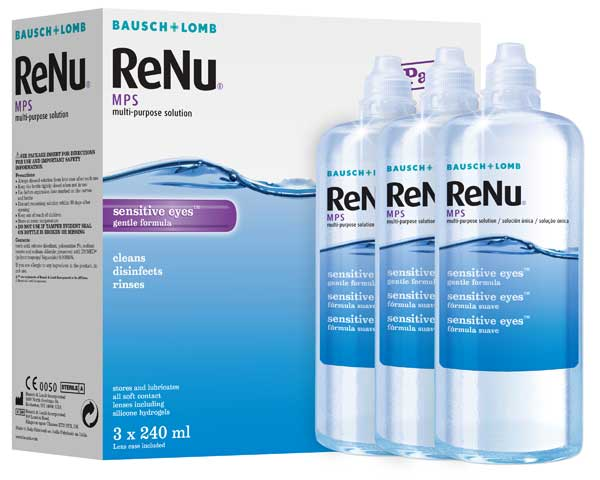 ReNu MPS Multi-Purpose Solution