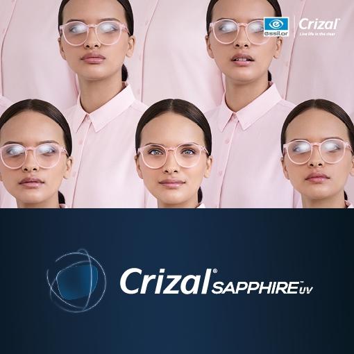 Crizal Sapphire UV