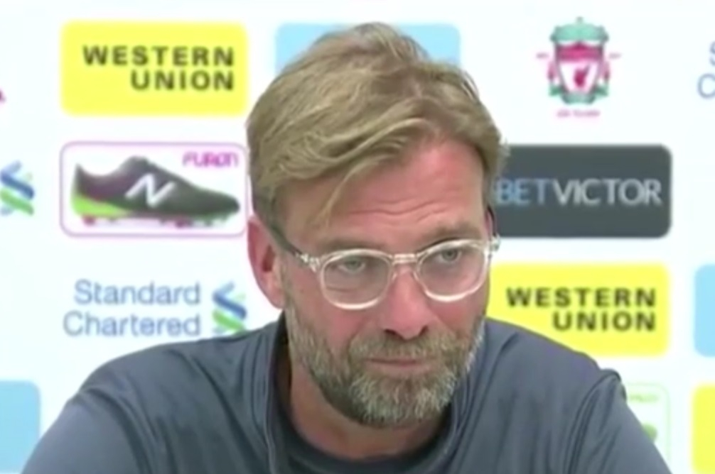 686d1d2245 Klopp Oakley Glasses 2017. The Klopp effect  Speckied Scousers rush to  Specsavers to look like Liverpool boss ...